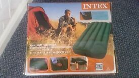 Air mattress brand new naver used