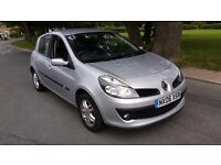 2006 (06) RENAULT CLIO 1.4 16v DYNAMIQUE.**FULL SERVICE HISTORY**