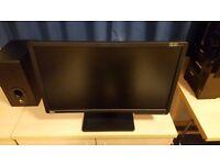 BenQ XL2411T 24 inch Widescreen LED Monitor (1920x1080, 1ms, 144Hz)
