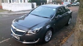 Nearly new Vauxhall Insignia economic PHVL for hire