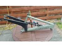 Orange Patriot 223 224 Enduro Downhill Frame Mountain Bike