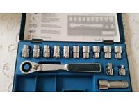 Signet 14 piece gear ratchet set