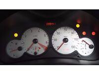 Peugeot 206 GTi 3dr PETROL MANUAL 2001 134 bhp