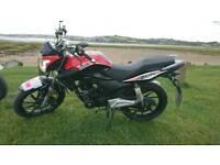 Lexmoto 125cc ZSA
