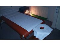 Deep tissue massage - strong male masseur in Tulse Hill and West Norwood