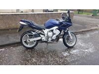 2005 Yamaha FZ6 Fazer