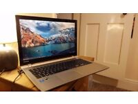 4K Toshiba Laptop