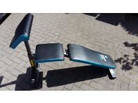 MENS HEALTH UTILITY WEIGHTS BENCH