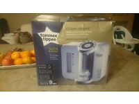 Tommee Tippee perfect prep with new filter