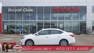 2016 Nissan Sentra **NO ACCIDENTS/HEATED SEATS**