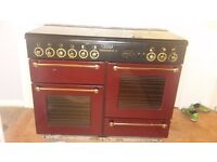 Red double cooker collection cramlington