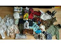 Baby boy clothes bundle from 3 to 24 months (over 150 items)