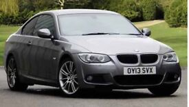 BMW 320d Coupe- Grey