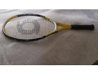 Children Tennis Racquet, Firepower with cover