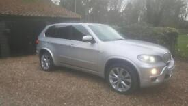 BMW X5 35D TWIN TURBO IMMACULATE CONDITION FSH AND 1 YEAR MOT