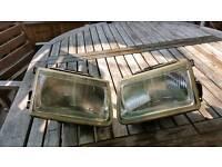 Vauxhall nova mk2 headlights
