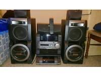Sony LBT-LX9 stereo system