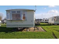 BARGAIN REDUCED CHEAP STATIC CARAVAN 'SITE FEES INCLUDED 2018 'NORTH SHORE HOLIDAY PARK SKEGNESS'