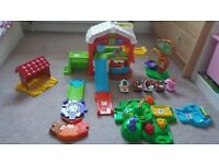 Vtech toot toot drivers playsets