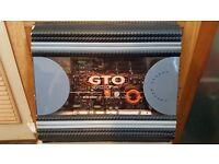 2/1 channel power amplifier
