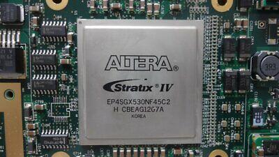 Altera Stratix Iv Gx Device High-speed Lvds Serdes Ep4sgx530