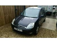 Ford fiesta 1.4 flame spares repair salvage damaged etc