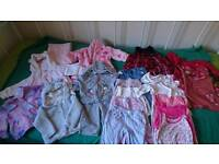 Bundle of 3-6 clothes for girls
