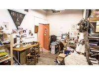 HACKNEY DOWNS STUDIOS / studio 11: creative office, workshop space / East London