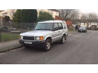 2002 landrover discovery td5 2.5 diesel manual