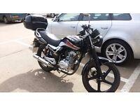 LEXMOTO ARROW 125CC MOTORBIKE GOOD FOR NEW RIDERS
