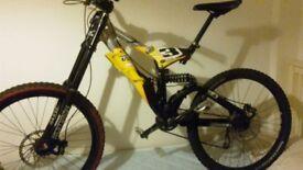 scott high octane full suspension mountain bike