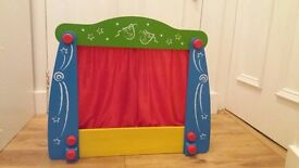 Puppet Stage.