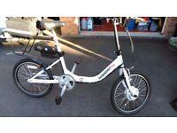 Hopper City Electric boost bike