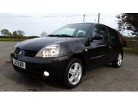 *!*MINT CONDITION*!* 2007 Renault Clio 1.2 16v Campus **FULL YEARS MOT** **ONE LADY OWNER**