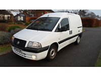 FIAT SCUDO SX DYNAMIC JTD 2.0cc ONLY TWO OWNERS