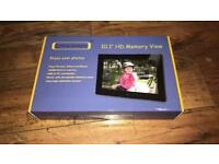 Living images - 10.1 HD Memory