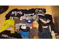 BOYS CLOTHES 4-6 YEARS OVER 80 ITEMS OR MORE