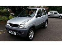 2001 Daihatsu Terios 1.3 EL 5dr 4 By 4 Jeep @07445775115
