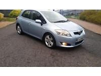 2007 TOYOTA AURIS 2.2 D4D MOTD TO OCTOBER 86,000 MILES FULL SERVICE HISTORY SUNROOF ALLOY WHEELS!