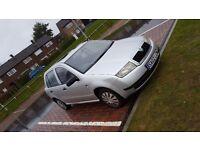 Skoda fabia 1.4 mpi petrol 5 doors manual MOT till 15.04.17