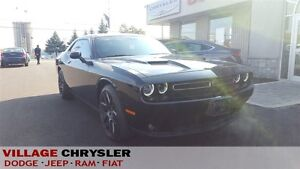 2016 Dodge Challenger R/T HEMI Rare 6 Speed Manual,Nav,Leather