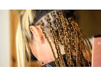 Mobile Afro hair dresser/hair stylist - Weavon, Braids, Twists, Ghana Cornrow, Goddess Braids