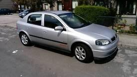 Reliable Vauxhall Astra,, 2005,,,1.4petrol,,, MOT,,,good runner!!!