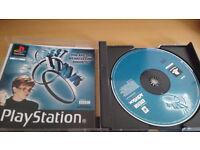 PlayStation one 7 games bundle