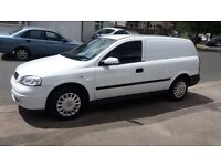 VAUXHALL ASTRA VAN 1.7 CDTI 2005/55 130K VERY CLEAN VAN DRIVES WELL