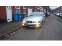 BMW 525i E39 AUTOMATIC IN MINT CONDITION WITH 6MONTH MOT