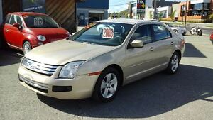 2008 Ford Fusion SE,CRUISE, AIR CLIME,MAGS