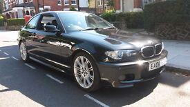 BMW 325ci m sport 2006 (06)