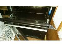 eletric cooker Indesit and smoke extractor
