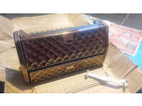 Fireplace Fire Place Guard Grate Grill : Absolute Classic : 30 years old and boxed: £70